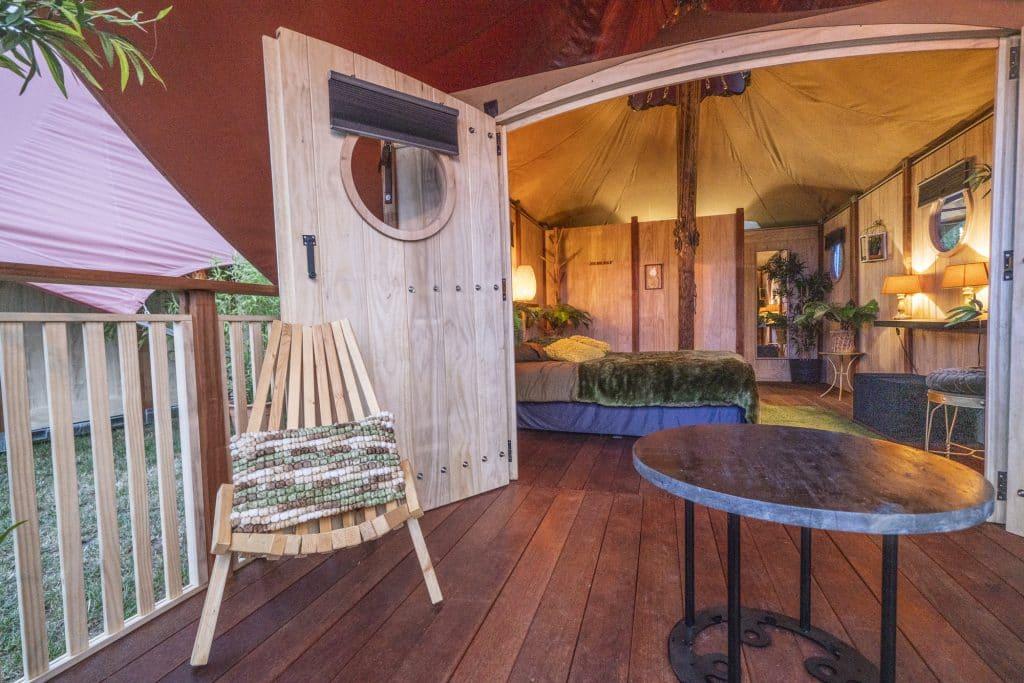 Dormer Cabin en Awaji