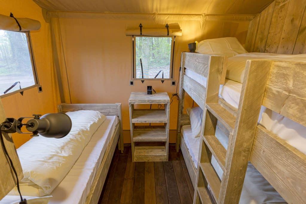 Slaapkamer Wood Lodge XL