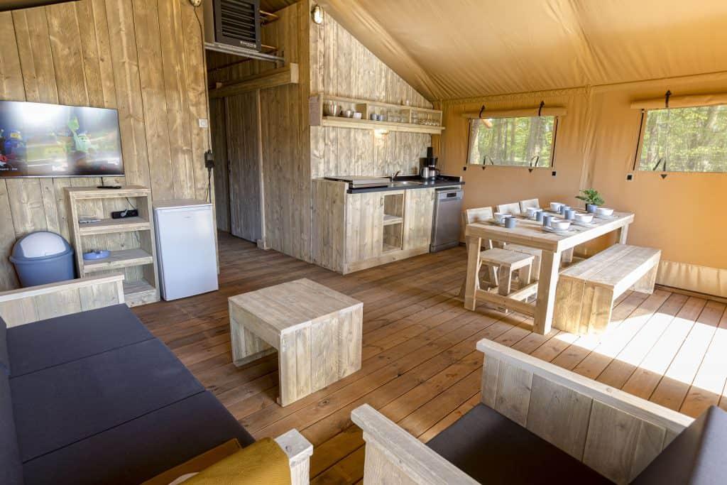 Wood Lodge XL