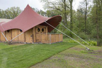 Dormer Cabin