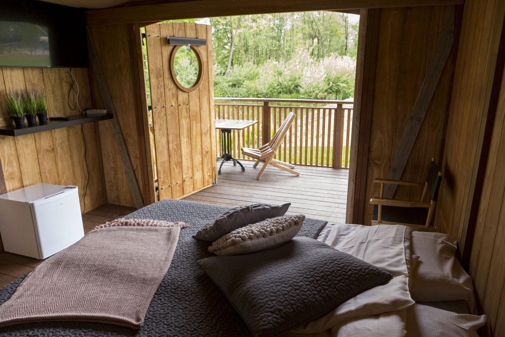 Dormer Cabin - glamping