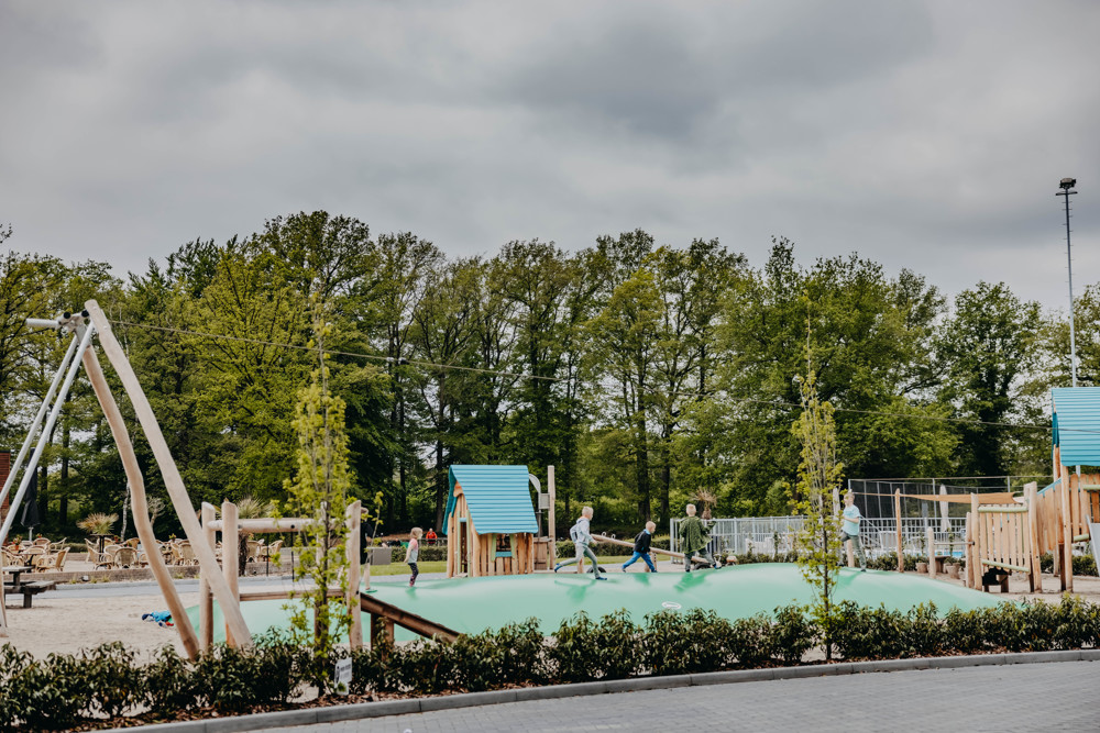 Camping speeltuin Winterswijk